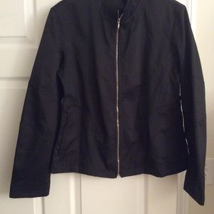 Black light sport jacket,XL
